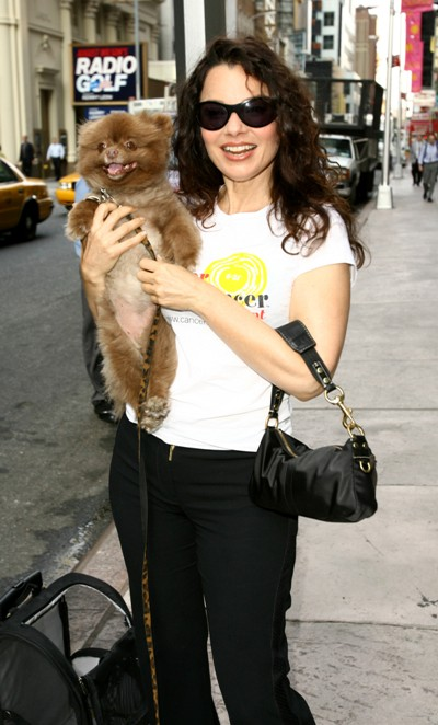 Fran Drescher and Esther