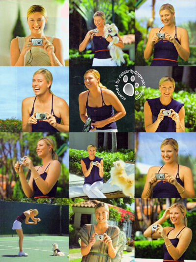 Sharapova on In  Sightings   Maria Sharapova