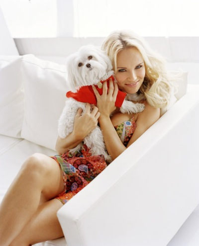 Kristin Chenoweth and Maddie
