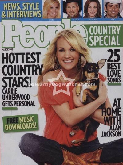 Carrie Underwood & Ace