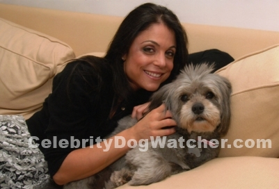 Bethenny Frankel and Cookie