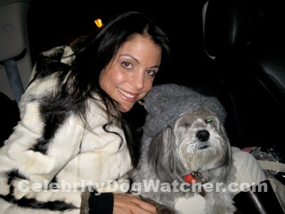 Bethenny Frankel & Cookie