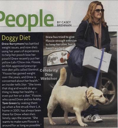 Celebrity gaining weight