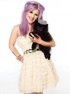 kelly osbourne pomeranian dog