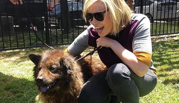 chelsea handler_dog