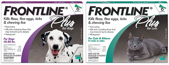 Frontline plus coupons
