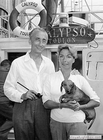 jacques cousteau dachshund bulle