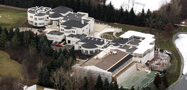 michael jordan mansion
