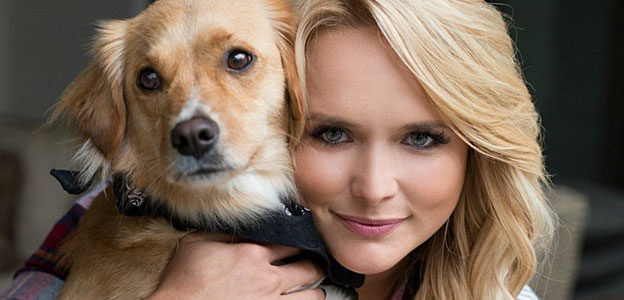 miranda lambert rescue dog